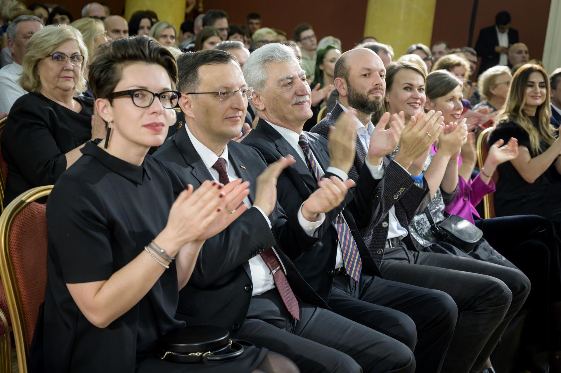 В Литве состоялся концерт в честь Дня государственной независимости Азербайджана (ФОТО)