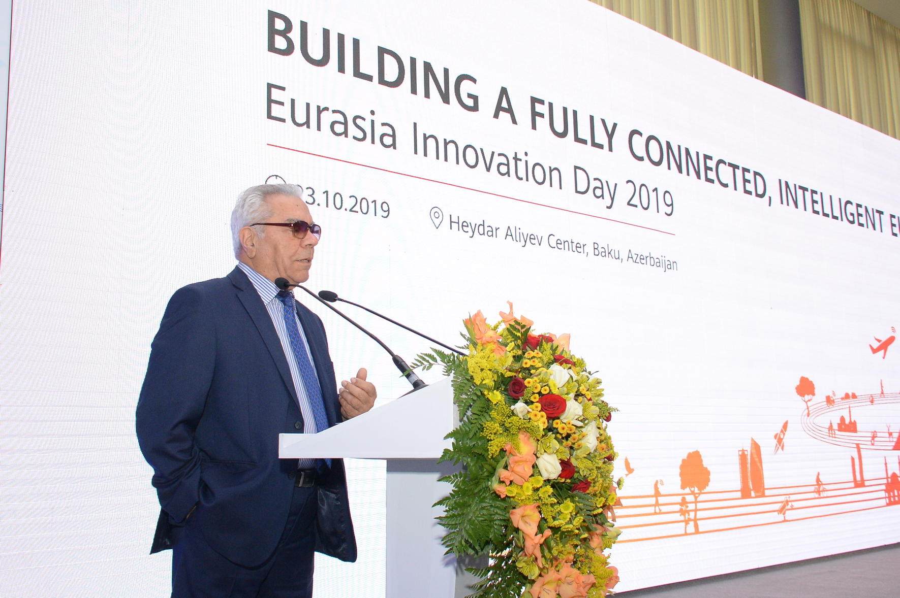 Baku holds Eurasia Innovation Day (PHOTO)
