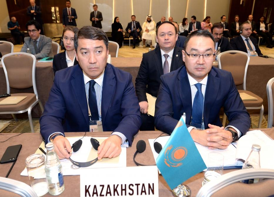 Meeting of FMs of Non-Aligned Movement member countries underway in Baku (PHOTO)
