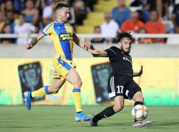 """Bu gün """"Qarabağ"""" """"APOEL""""lə qarşılaşır"""