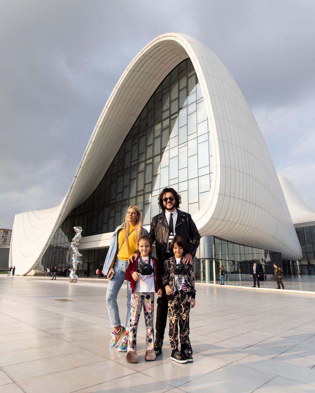 Филипп Киркоров показал, как провел свободное время в Баку (ФОТО)