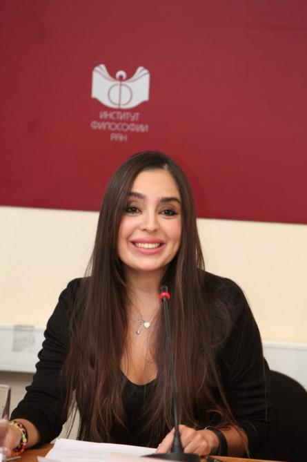 "Heydar Aliyev Foundation VP attends ""Nasimi's poetry – an anthem to human: Synthesis of Eastern and Western cultural and spiritual values"" conference  (PHOTO)"