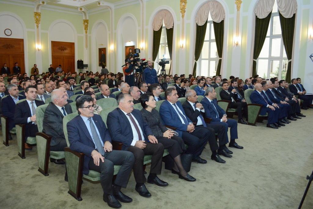 В Азербайджане презентована студенческая карта Smart Student Card (ФОТО)