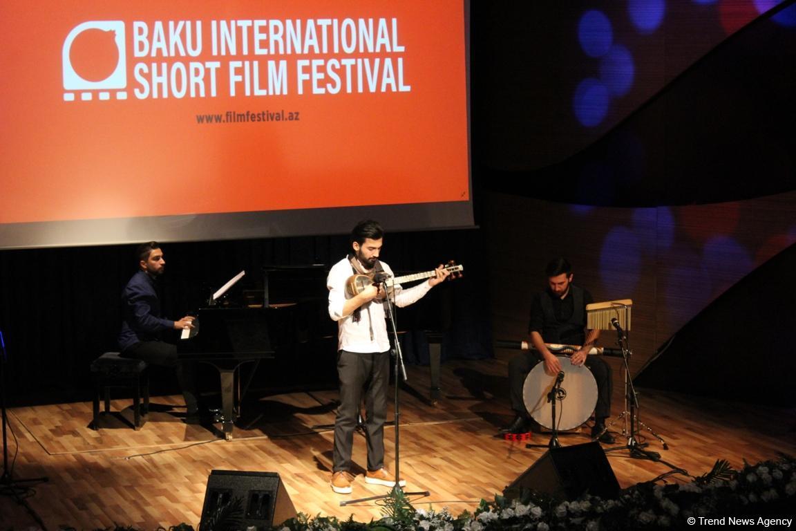 Состоялось торжественное открытие X Бакинского международного фестиваля короткометражных фильмов (ФОТО)