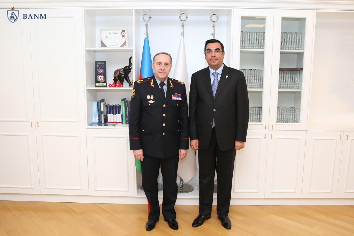 Baku Higher Oil School starts co-op with Police Academy in information security (PHOTO)