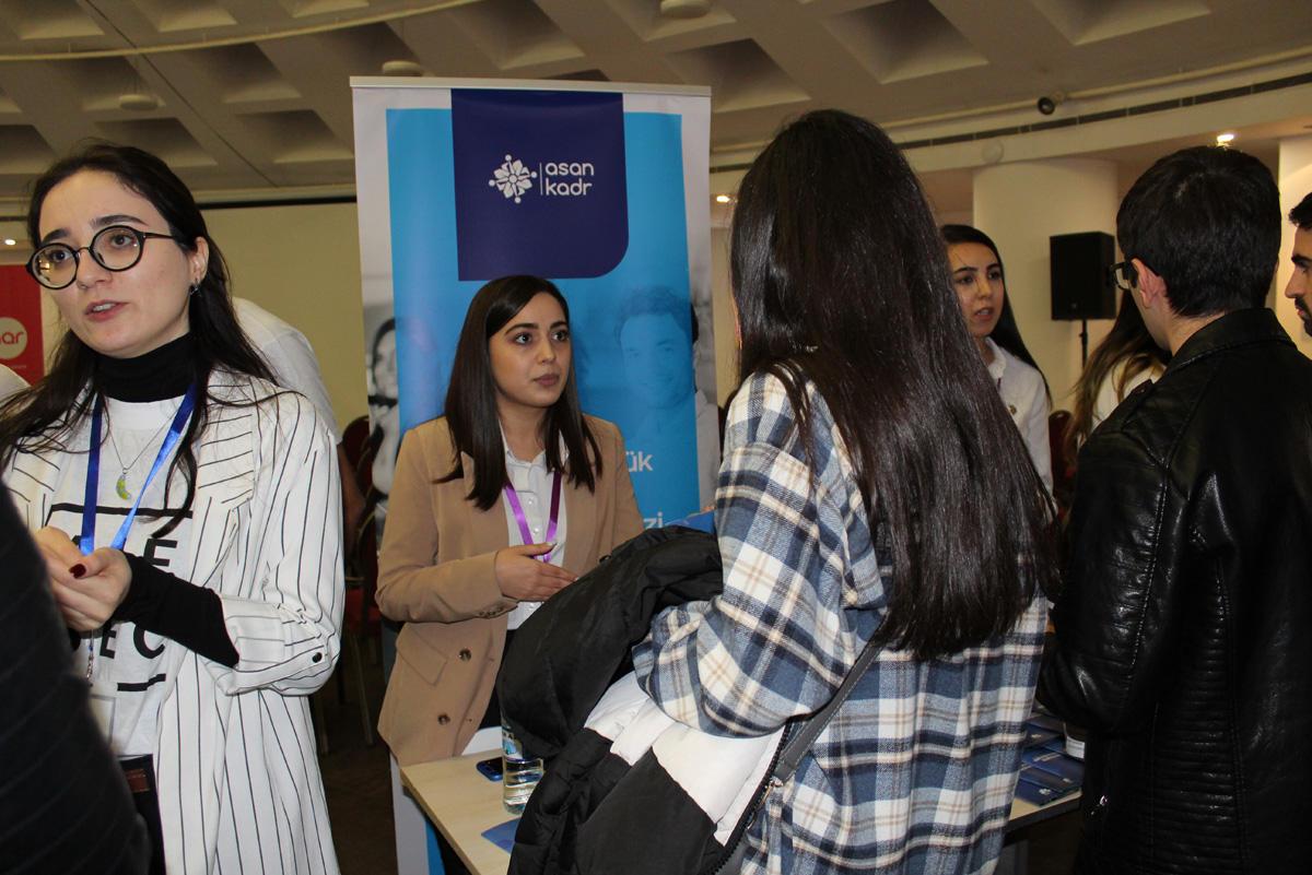 Networking. Global Volunteer и профессиональная среда в Баку (ФОТО)