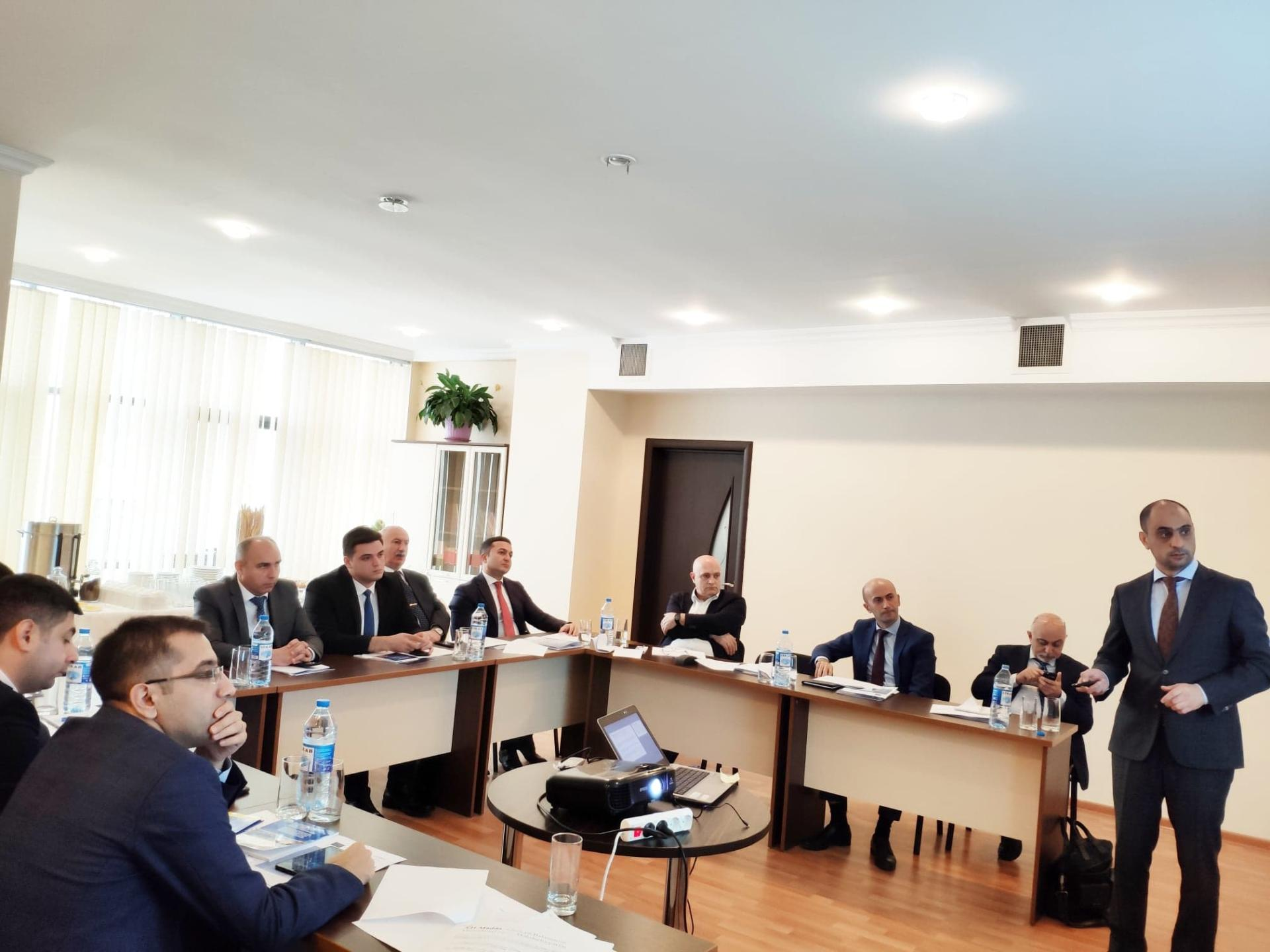 Round tables held on Trade Policy & World Trade Organization topics in Baku (PHOTO)