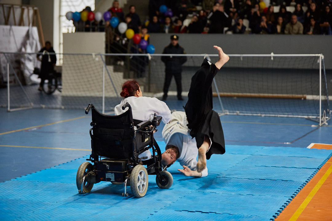 V Children's Paralympic Games held with support of Azercell (PHOTO)