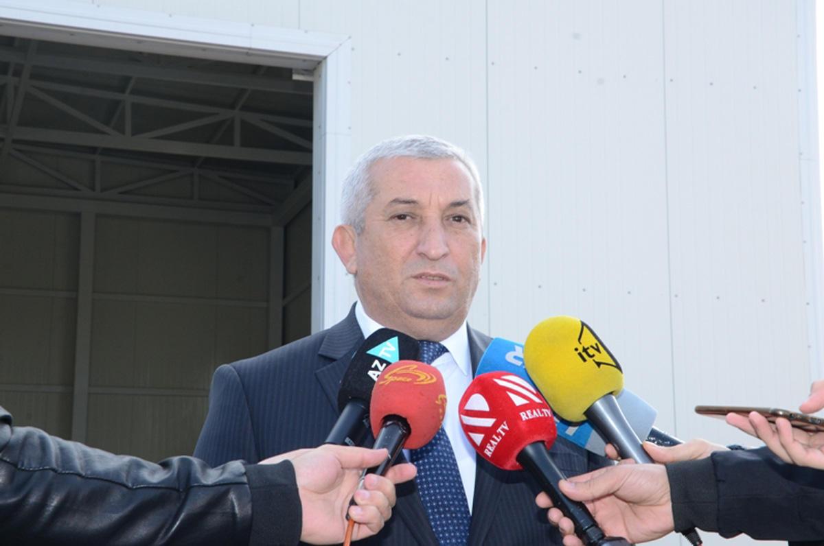 В Баку увеличивается число контейнеров для бытовых отходов (ФОТО)