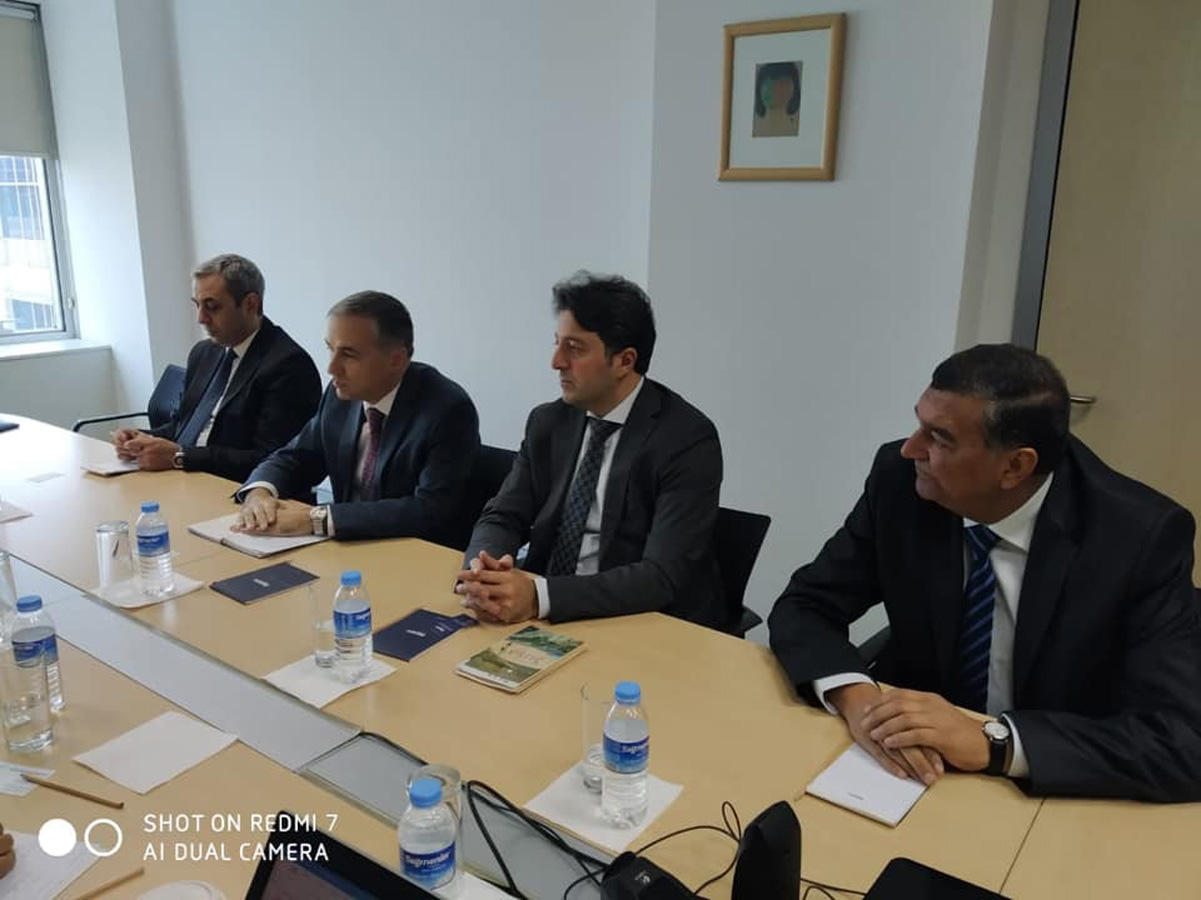 Leadership of Azerbaijani community of Nagorno-Karabakh region holds meetings in Turkey (PHOTO)