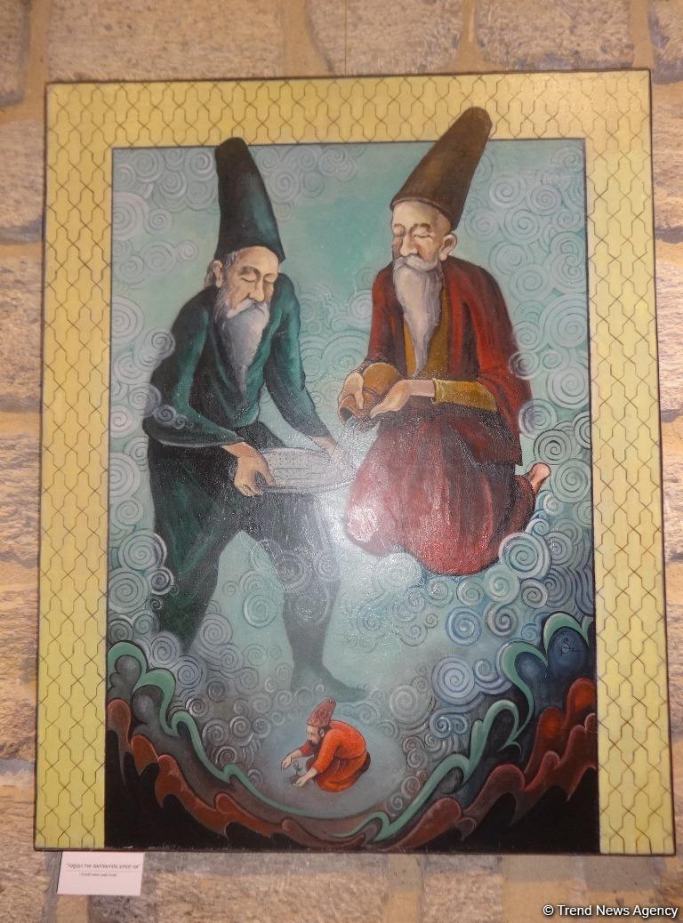 Джинны и дервиши бесстрашного азербайджанца - секреты мистического мира (ФОТО)