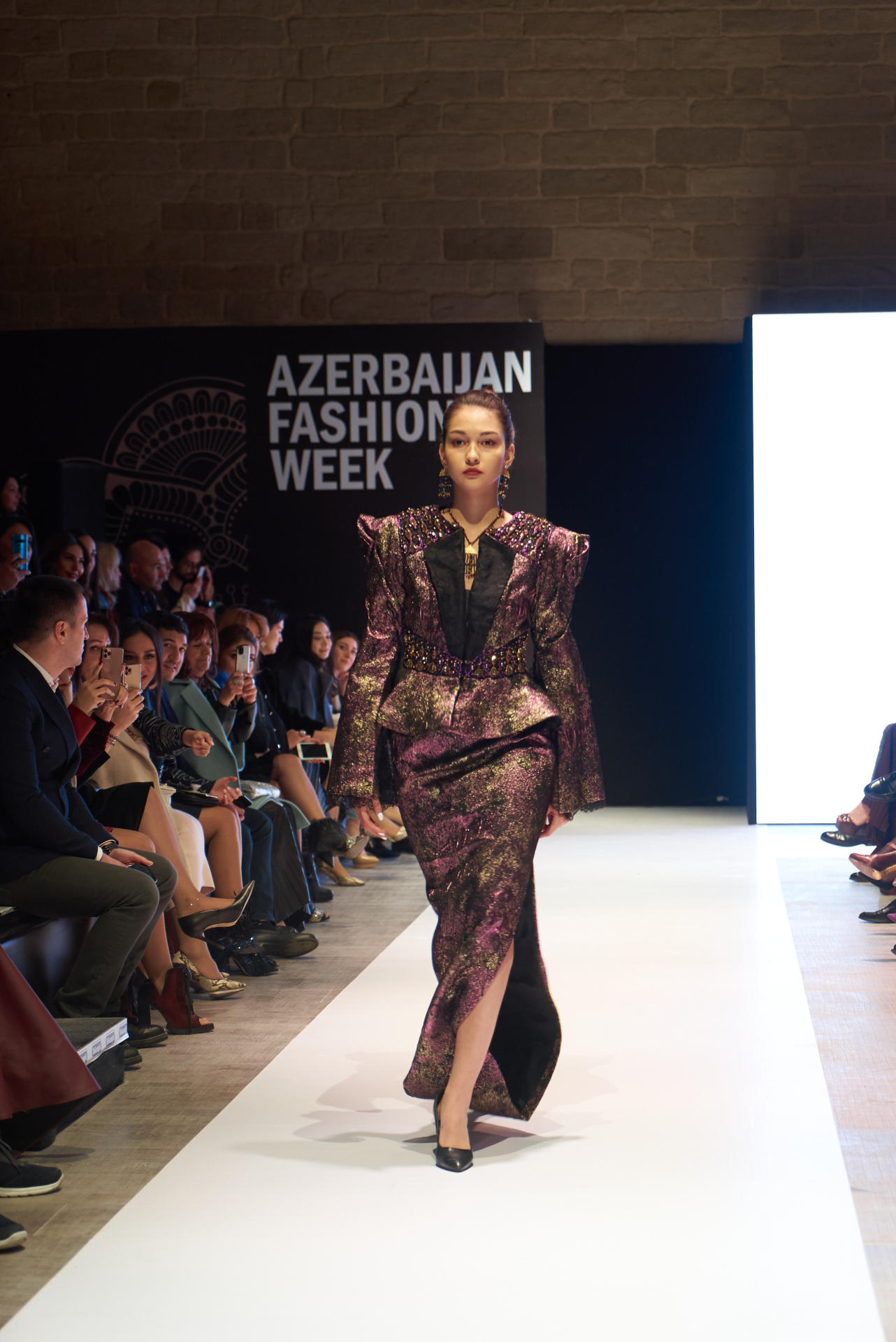 Юбилейный Azerbaijan Fashion Week