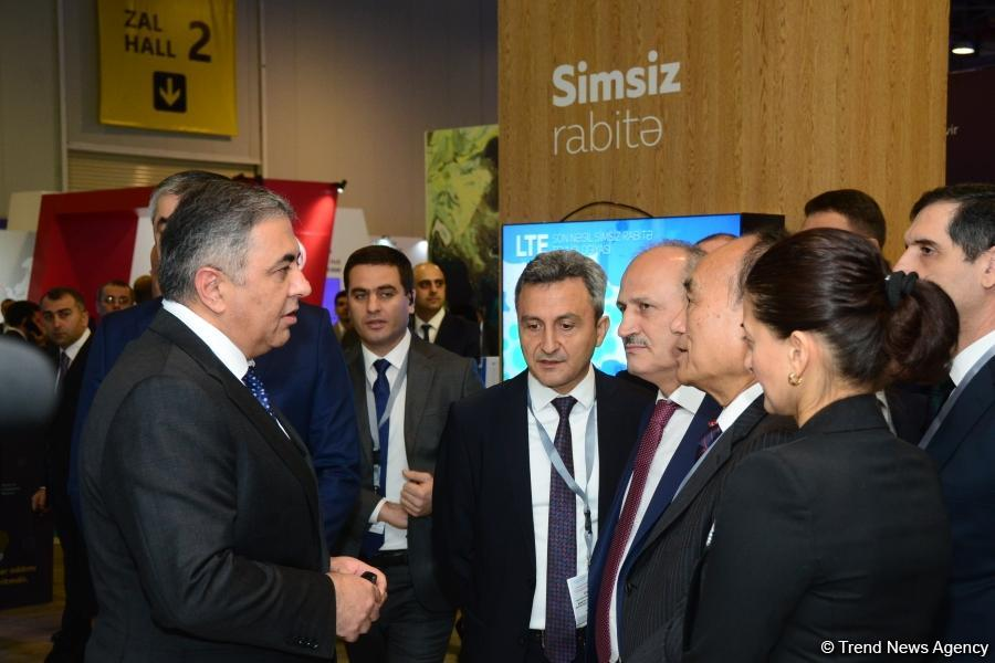 Рамин Гулузаде: В Азербайджане расширяется применение информационных технологий и инноваций в управлении (ФОТО)