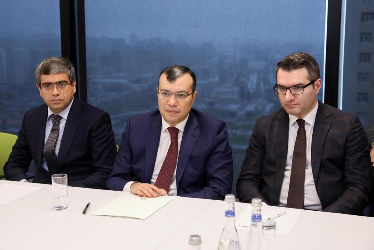 ƏƏSMN ilə BP Anlaşma Memorandumu imzalayıb (FOTO)